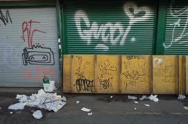 Очистка фасада здания от загрязнений